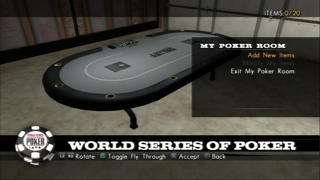 WorldSeriesofPoker2008-BattlefortheBracelets PS3 Editeur 005