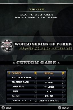 WorldSeriesofPoker2008-BattlefortheBracelets DS Editeur 013