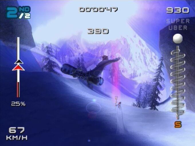 SSX3 PS2 Editeur 004