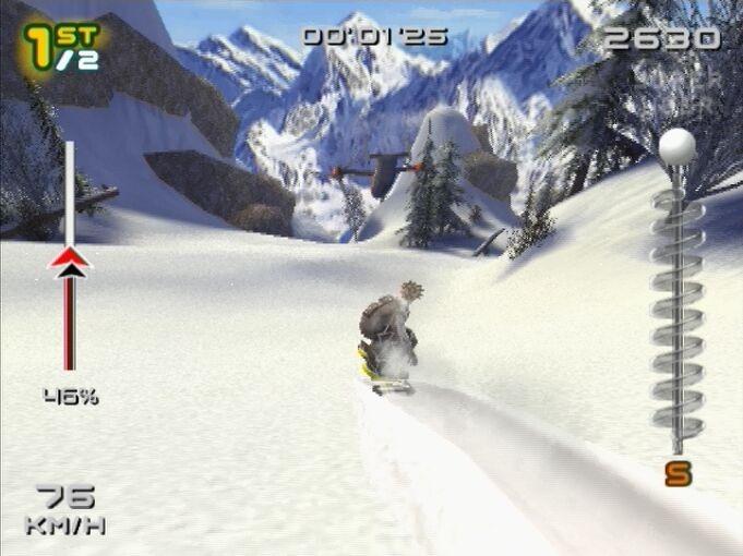 SSX3 PS2 Editeur 007