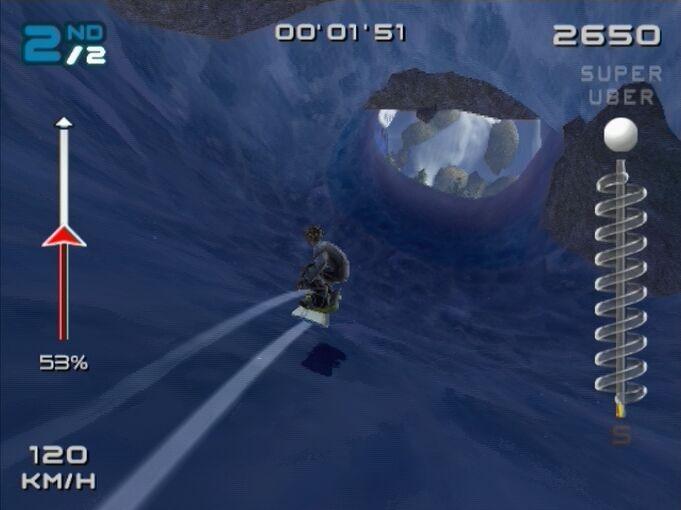 SSX3 PS2 Editeur 008
