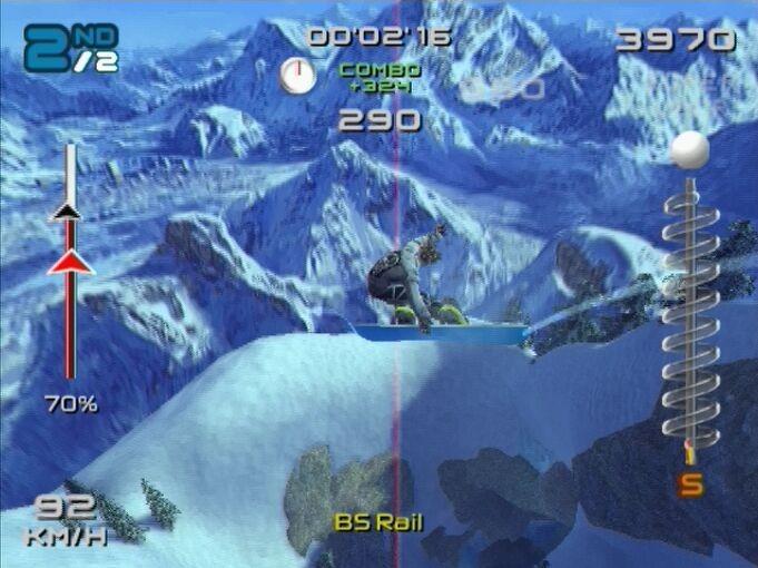SSX3 PS2 Editeur 009
