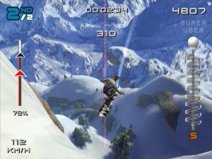 SSX3 PS2 Editeur 010