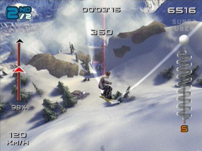 SSX3 PS2 Editeur 012