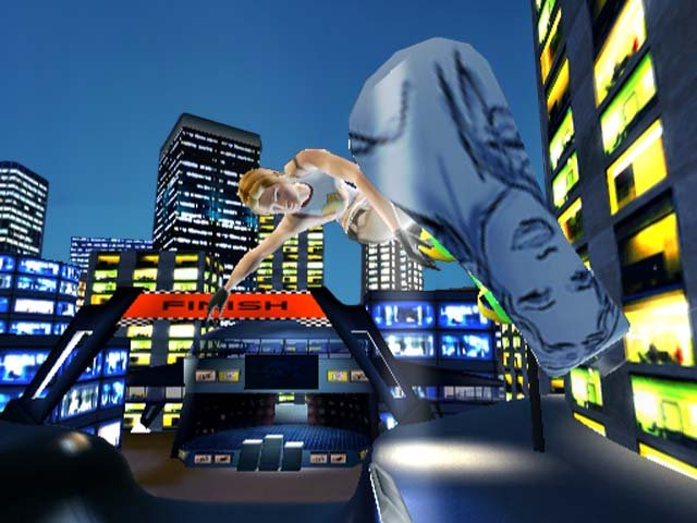 SSX3 PS2 Editeur 016