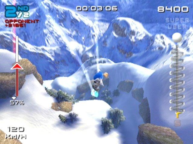 SSX3 PS2 Editeur 022