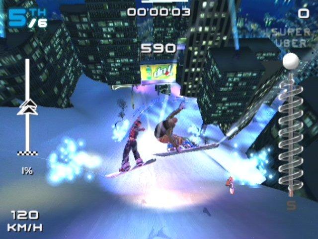 SSX3 PS2 Editeur 027