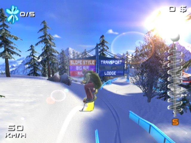 SSX3 PS2 Editeur 028