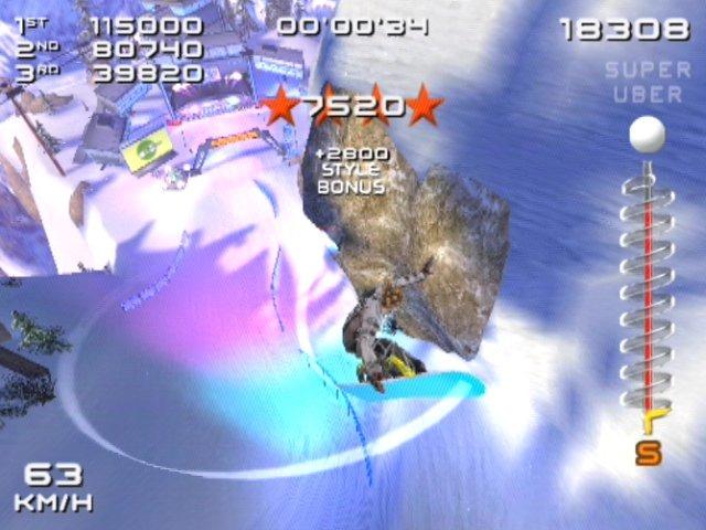 SSX3 PS2 Editeur 029