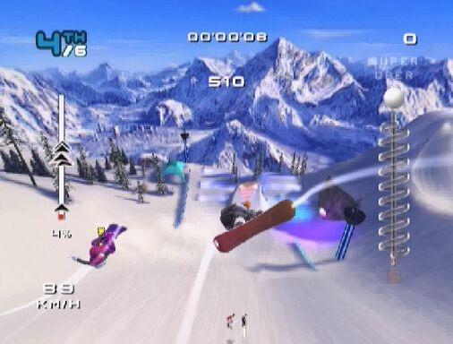 SSX3 Xbox Editeur 004