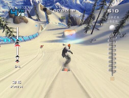 SSX3 Xbox Editeur 006