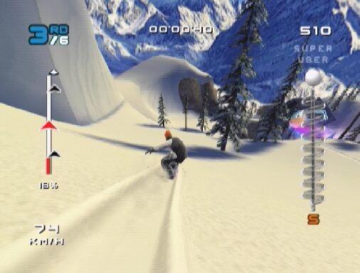 SSX3 Xbox Editeur 007