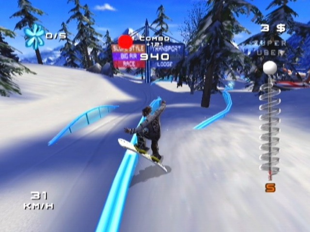 SSX3 Xbox Editeur 019