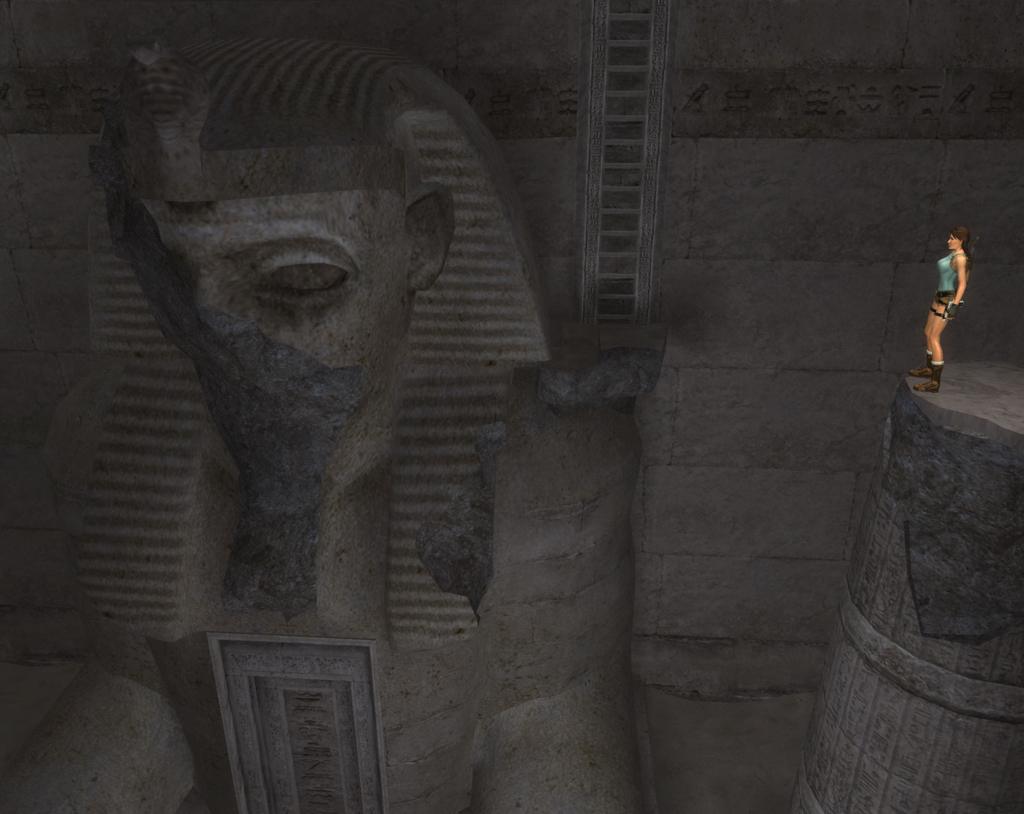 Tomb Raider Anniv PS2 Editeur 008