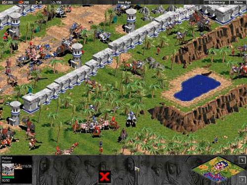 AgeofEmpires-TheRiseofRomeExpansion PC Editeur 001