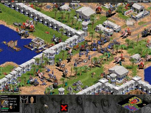 AgeofEmpires-TheRiseofRomeExpansion PC Editeur 004