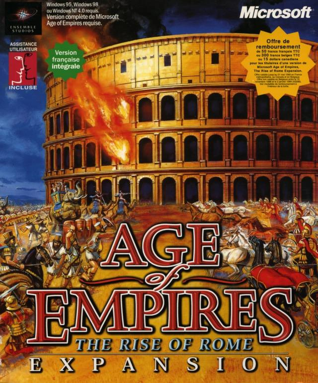 AgeofEmpires-TheRiseofRomeExpansion PC Jaquette 001