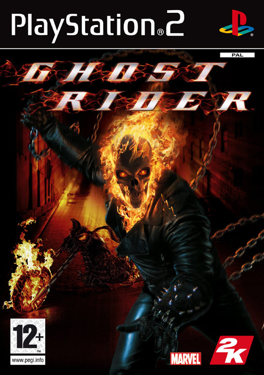 Ghost Rider - ghost rider ps2 jaquette.jpg