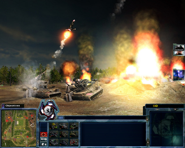 ActofWar-HighTreason PC Editeur 001