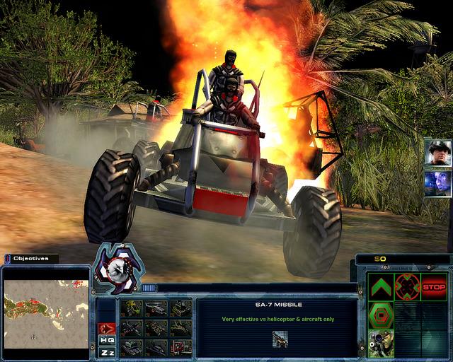 ActofWar-HighTreason PC Editeur 002