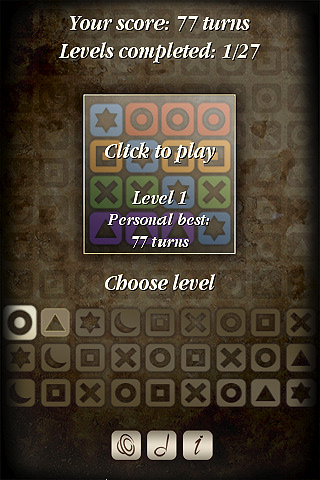PuzzleRocks iPhone Editeur 002
