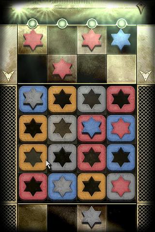 PuzzleRocks iPhone Editeur 003