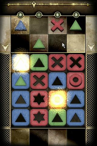 PuzzleRocks iPhone Editeur 004