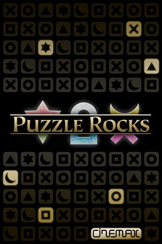 PuzzleRocks iPhone Editeur 005