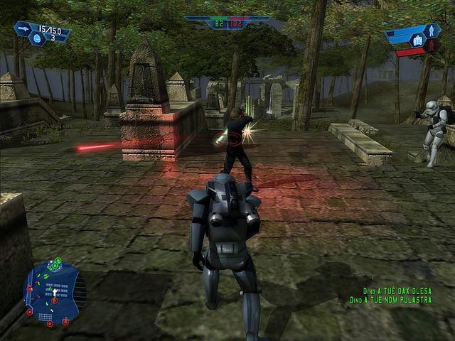 StarWarsBattlefront PC Editeur 006