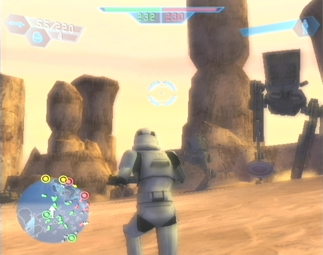 StarWarsBattlefront PS2 Editeur 001