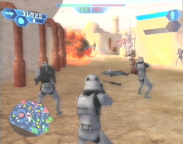StarWarsBattlefront PS2 Editeur 003