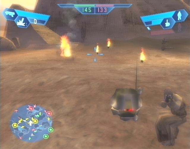 StarWarsBattlefront PS2 Editeur 006