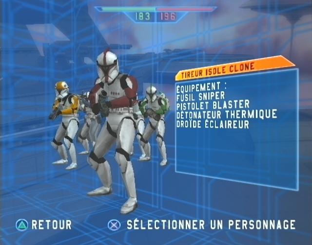 StarWarsBattlefront PS2 Editeur 007