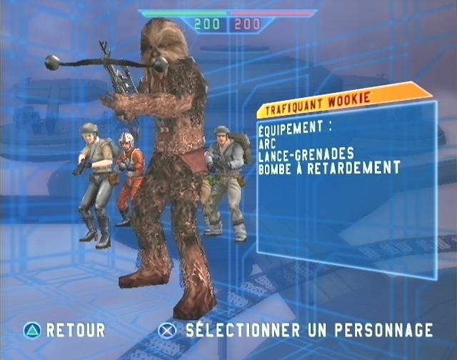 StarWarsBattlefront PS2 Editeur 008
