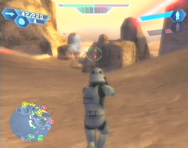 StarWarsBattlefront PS2 Editeur 012