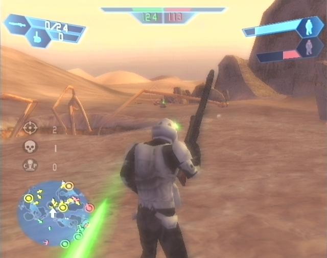 StarWarsBattlefront PS2 Editeur 013