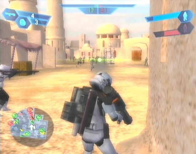 StarWarsBattlefront PS2 Editeur 015