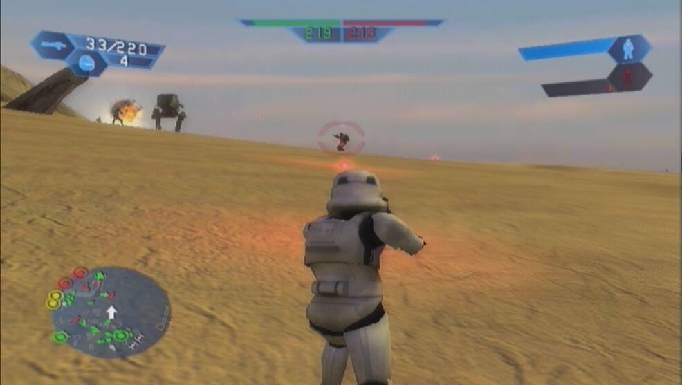 StarWarsBattlefront Xbox Editeur 002