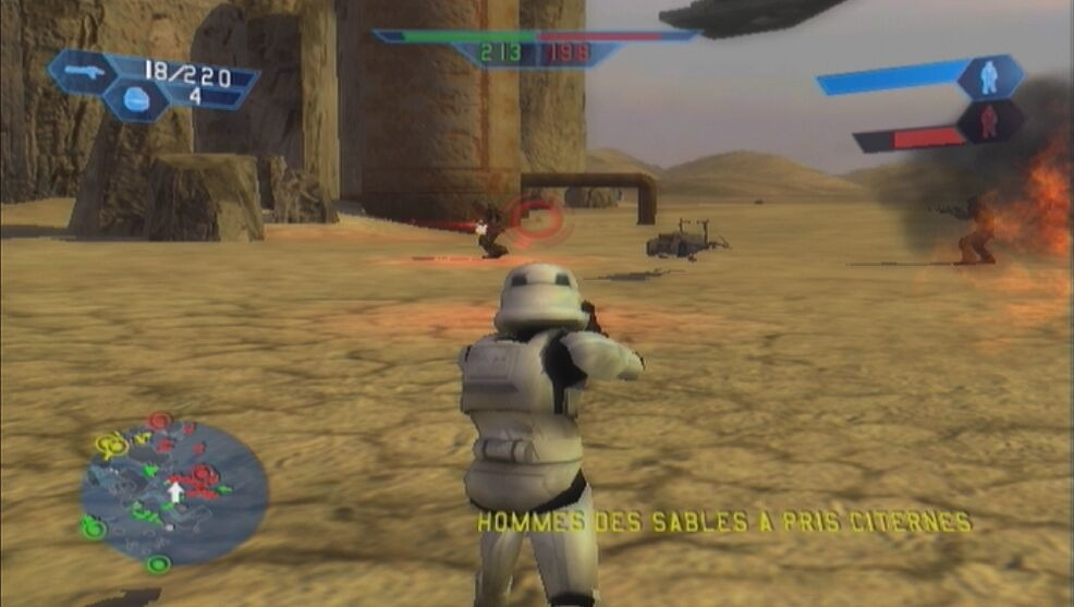 StarWarsBattlefront Xbox Editeur 003