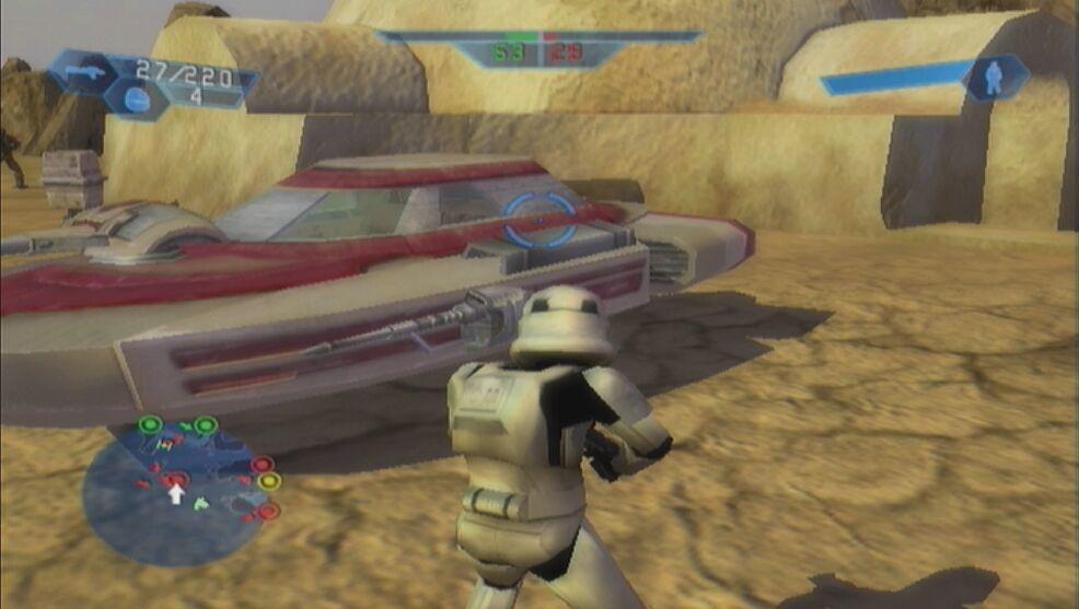 StarWarsBattlefront Xbox Editeur 007
