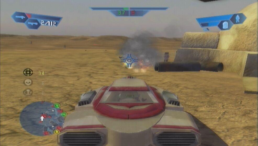 StarWarsBattlefront Xbox Editeur 008