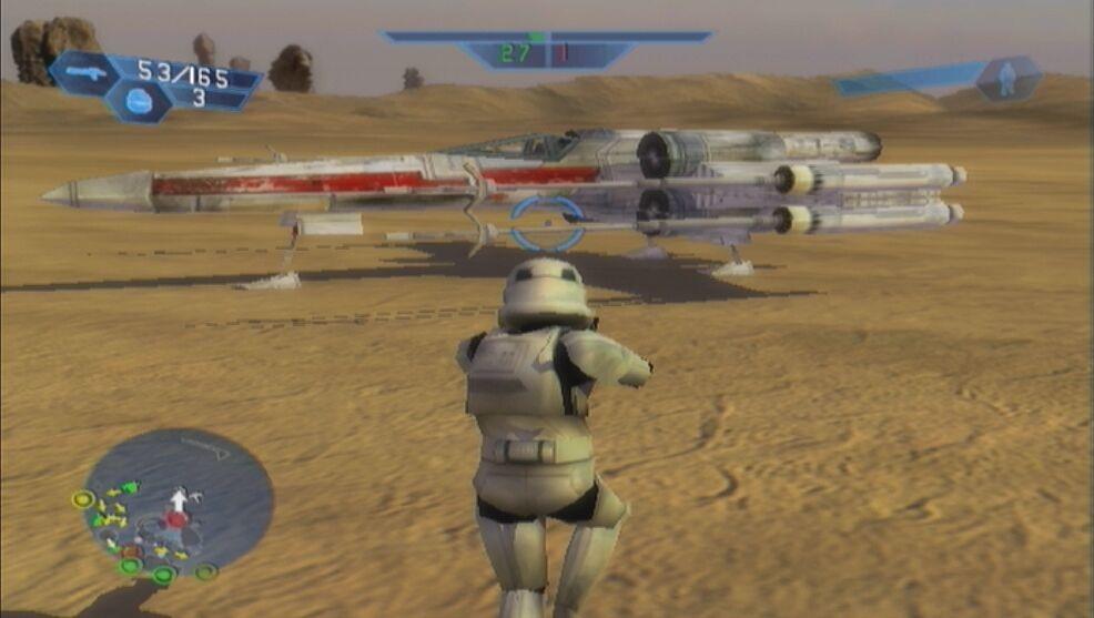 StarWarsBattlefront Xbox Editeur 009