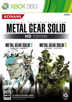 MetalGearSolidHDCollection 360 Jaquette 002