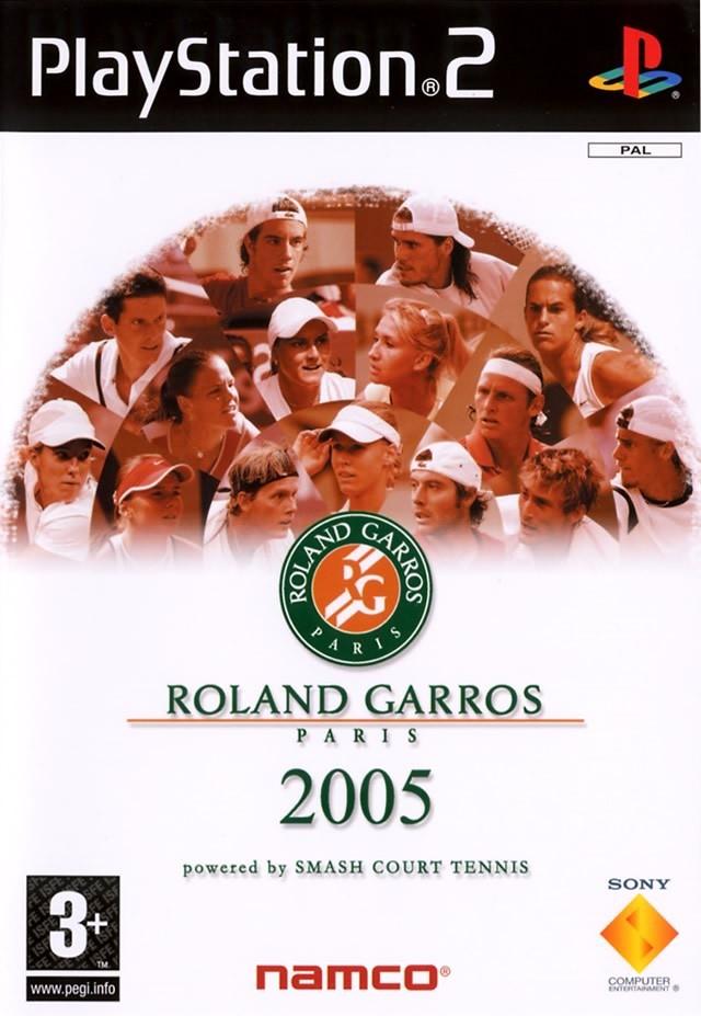 Roland Garros 2005 : Powered by Smash Court Tennis