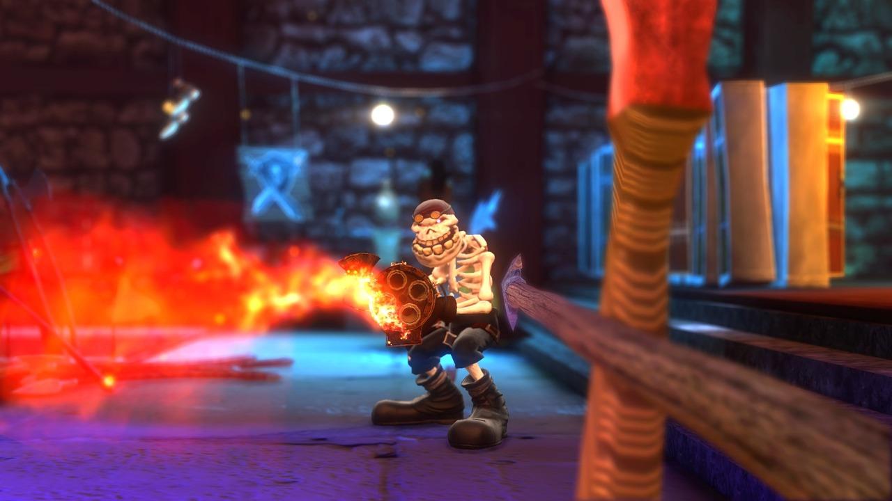 MedievalMoves-Deadmund-sQuest PS3 Editeur 004