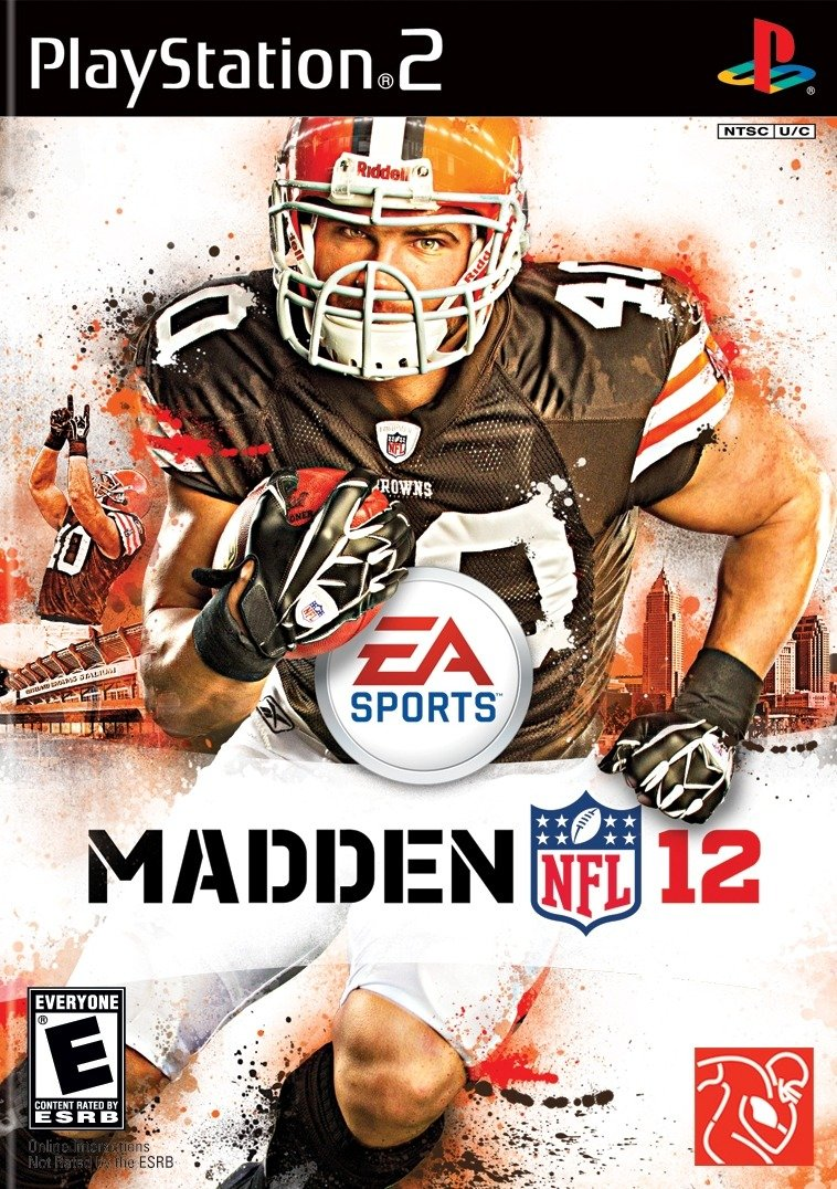 MaddenNFL12 PS2 Jaquette 001