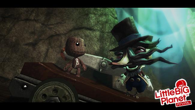 LittleBigPlanetVita PS Vita Editeur 007
