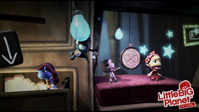 LittleBigPlanetVita PS Vita Editeur 008