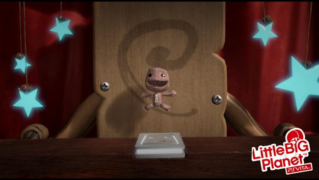 LittleBigPlanetVita PS Vita Editeur 013