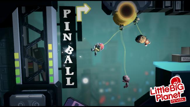 LittleBigPlanetVita PS Vita Editeur 014